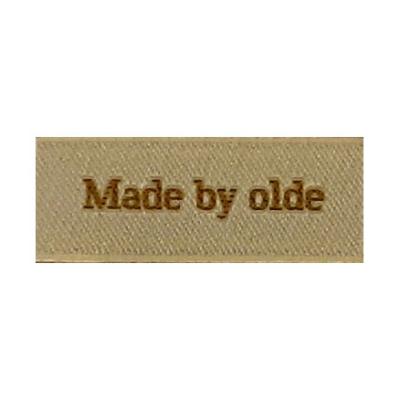 Image of   Label Made by Olde Sandfarve