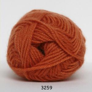 Hjertegarn Vital Garn 3259 Orange