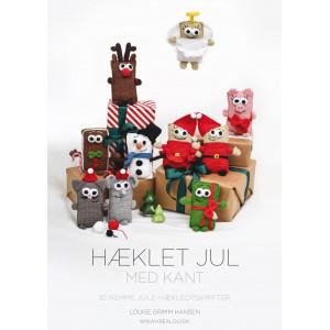 Hæklet jul med kant - Bog af Louise Grimm Hansen