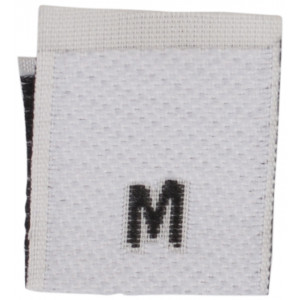Image of   Label Størrelse Medium - 1 stk