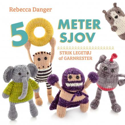 Image of   50 Meter Sjov - Bog af Rebecca Danger