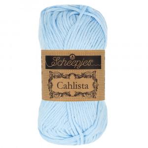 Image of   Scheepjes Cahlista Garn Unicolor 173 Bluebell