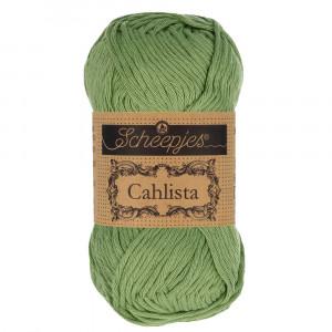 Scheepjes Cahlista Garn Unicolor 212 Sage Green