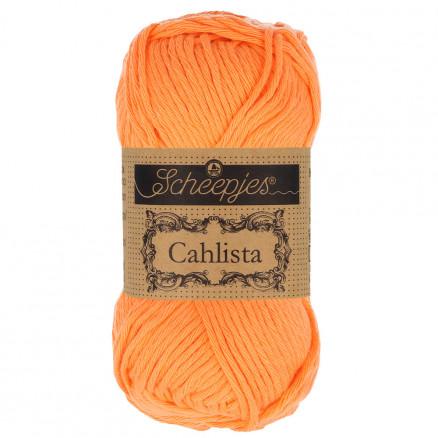Image of   Scheepjes Cahlista Garn Unicolor 386 Peach