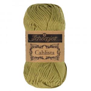Image of   Scheepjes Cahlista Garn Unicolor 395 Willow