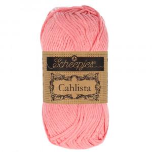 Image of   Scheepjes Cahlista Garn Unicolor 409 Soft Rose