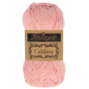 Image of   Scheepjes Cahlista Garn Unicolor 408 Old Rose