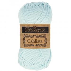 Image of   Scheepjes Cahlista Garn Unicolor 509 Baby Blue