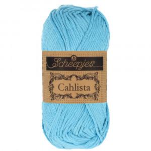 Image of   Scheepjes Cahlista Garn Unicolor 510 Sky Blue
