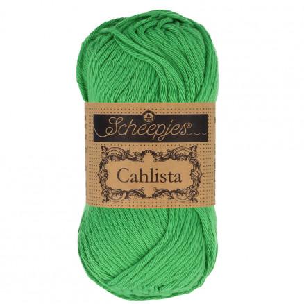 Image of   Scheepjes Cahlista Garn Unicolor 515 Emerald