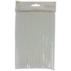 Hobby Line Limstænger 11mm 20cm - 12 stk