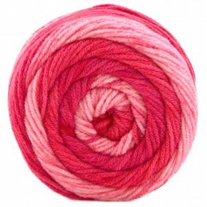 Himalaya Sweet Roll Garn Print 03 Pink Swirl