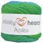 Infinity Hearts Azalea Garn Print 10 Skovsø