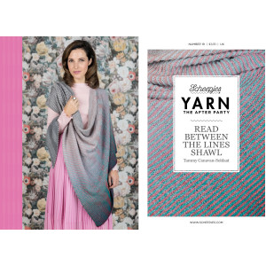 Yarn The After Party No. 19 Read Between the Lines Sjal