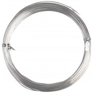 Bonsaitråd Sølv 1mm 10m