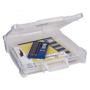 ArtBin Plastboks til tilbehør Transparent 36x34,6x7,6cm