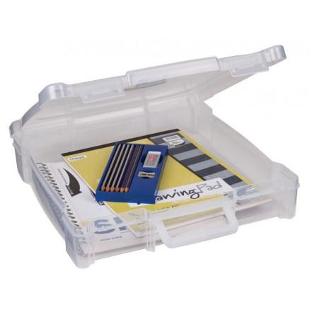 Image of ArtBin Plastboks til tilbehør Transparent 36x34,6x7,6cm