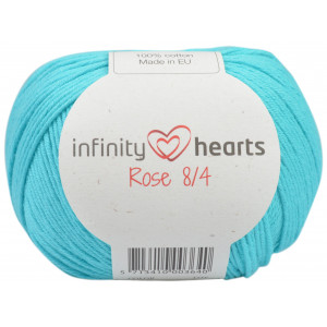 Infinity Hearts Rose 8/4 Garn Unicolor 130 Søgrøn