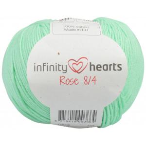 Infinity Hearts Rose 8/4 Garn Unicolor 140 Mintgrøn