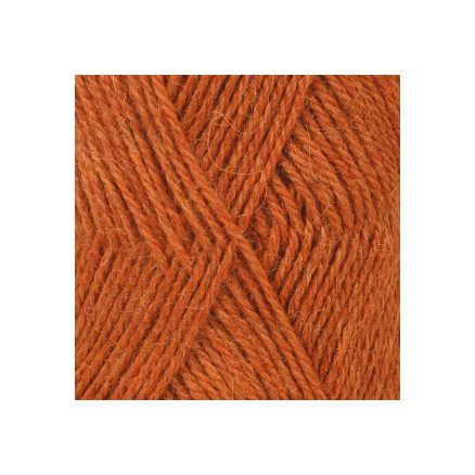 Drops Alpaca Garn Mix 2925 Orange Meleret thumbnail