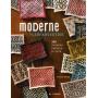 Moderne flerfarvestrik - Bog af Andrea Rangel