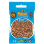 Hama Mini Perler 501-75 Tan - 2000 stk