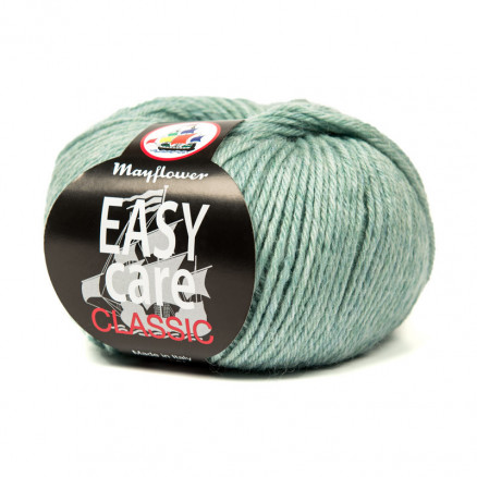 Image of   Mayflower Easy Care Classic Garn Mix 298 Lys Aquamarine