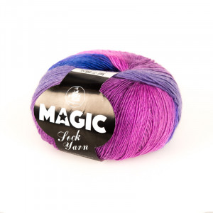 Mayflower Magic Sock Yarn Print 08 Crocus