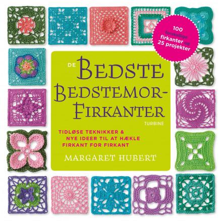 Image of   De bedste bedstemorfirkanter - Bog af Margaret Hubert