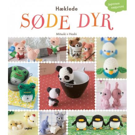Image of   Hæklede søde dyr - Bog af Mitsuki & Hoshi