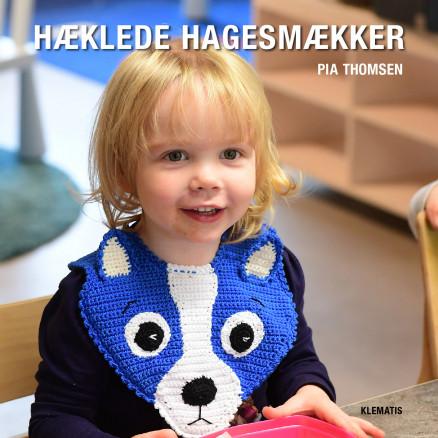 Image of   Hæklede hagesmækker - Bog af Pia Thomsen