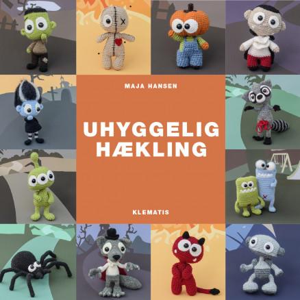 Image of   Uhyggelig hækling - Bog af Maja Hansen