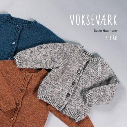 Image of   Vokseværk - Bog af Susie Haumann