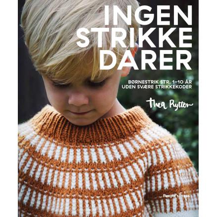 Image of   Ingen strikkedarer - Bog af Thea Rytter