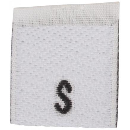 Image of   Label Størrelse Small - 1 stk
