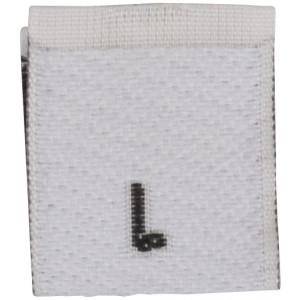 Image of   Label Størrelse Large - 1 stk
