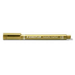 Staedtler Marker Tusch/Tus Metallic Guld 1-2mm - 1 stk