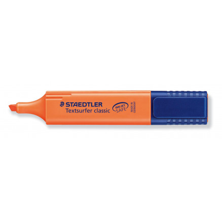 Image of   Staedtler Textsurfer Classic Overstregningstusch Orange 1-5mm - 1 stk