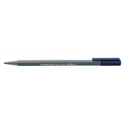 Image of   Staedtler Triplus Color Tusch/Tus Grå 1mm - 1 stk
