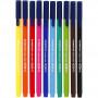 Staedtler Triplus Color Tuscher/Tusser Ass. farver 1mm - 10 stk