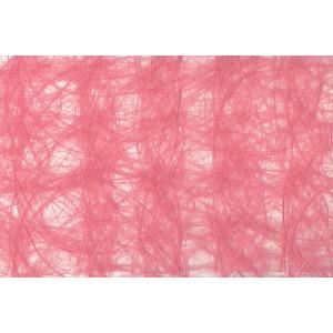 Dekorationsvæv Pink 0,30x1m
