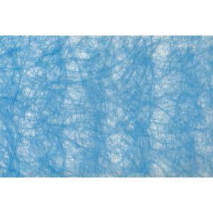 Dekorationsvæv Lyseblå 0,30x1m