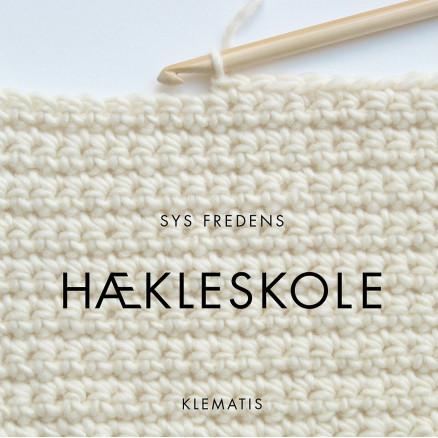 Image of   Hækleskole - Bog af Sys Fredens