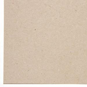 Genbrugskarton/KvistKarton Natur brun A4 220g - 100 ark