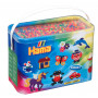 Hama Midi Perler 208-51 Neon Mix 51 - 30.000 stk