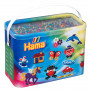 Hama Midi Perler 208-53 Transparent Mix 53 - 30.000 stk