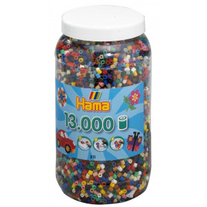 Hama Midi Perler 13.000 stk