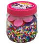 Hama Midi Perleæske 2051 med 4.000 perler & 3 perleplader