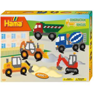 Hama Midi Gaveæske 3143 Entreprenørmaskiner