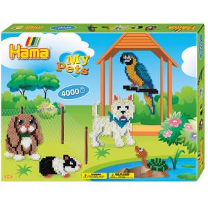 Hama Midi Gaveæske 3147 Kæledyr